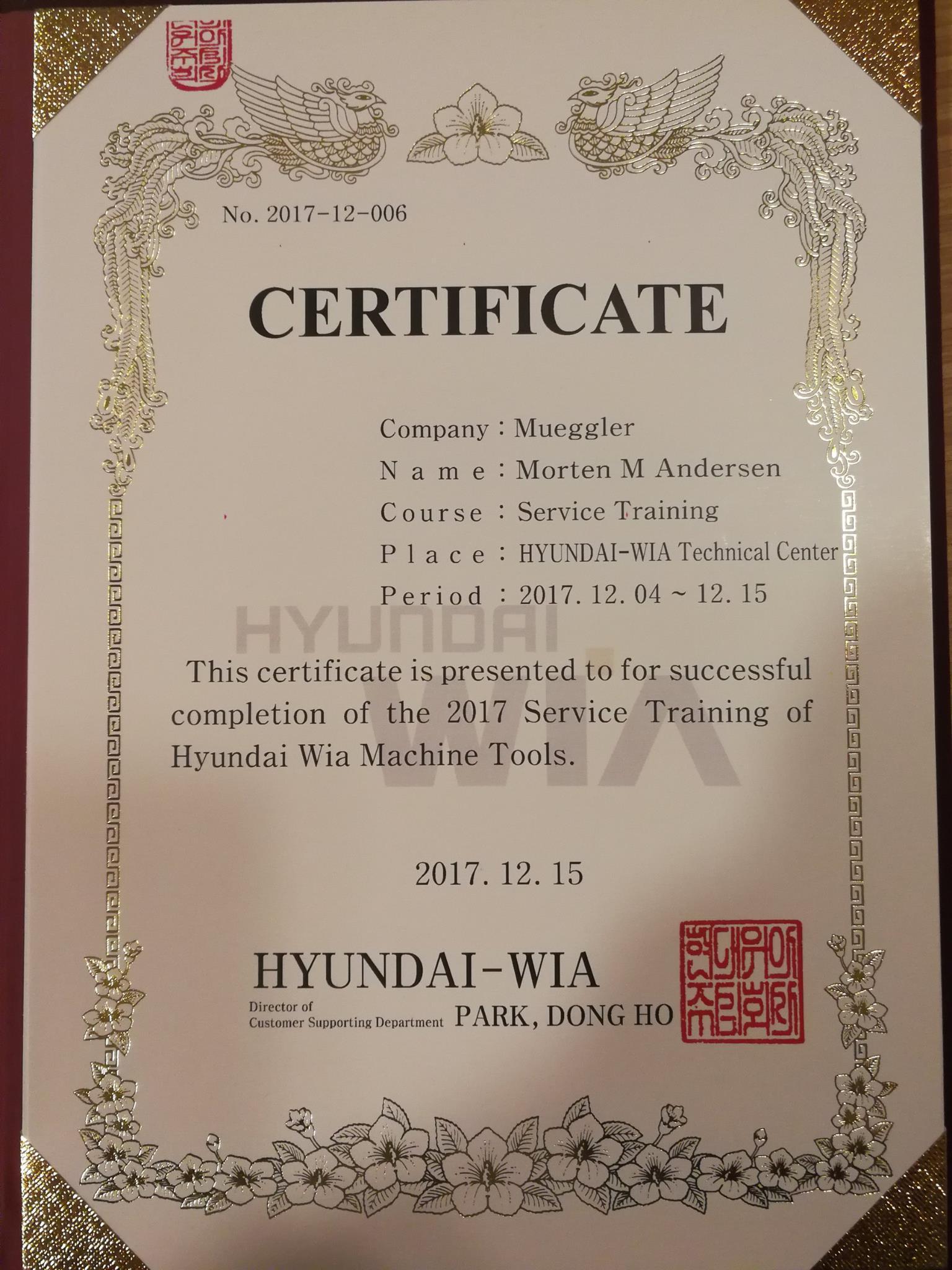 3. certifikat